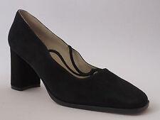 MONTBUI 1960 Damen Schuhe Abendschuhe 40,5 Leder Schwarz Pumps NEU