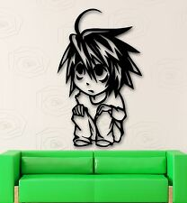 Wall Stickers Vinyl Decal Anime Boy Cartoon For Children Manga Teen (ig1472)