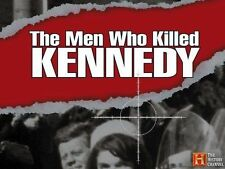 The Men Who Killed Kennedy History Channel Banned 7-9
