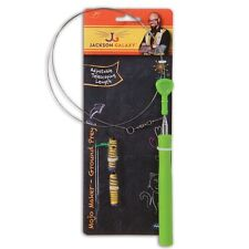 DOS Toy Jackson Galaxy Mojo Maker Ground Wand Direct Interactive Wire Play