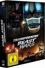 Transformers: Beast Wars - Staffel 1 [5 DVD Box Set] Neu!
