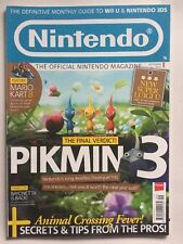Official Nintendo Magazine Issue 98 September 2013 Wii U 3DS Pikmin 3 Mario Kart