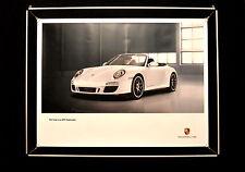 """Porsche poster """"Carrera GTS"""""""