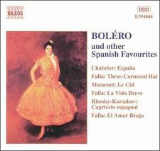 Boléro and other Spanish Favourites, New Music
