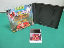 NEC PC Engine -- F1 CIRCUS '91 -- JAPAN. GAME Clean & Work fully. 11234