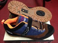 Scarpe bici Sidi Vectra bike cycling shoes 41,48 made in Italy trial
