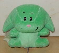 2005 Mcdonalds Happy Meal Toy Neopets Plush Teal Kachook