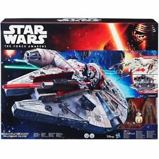 Hasbro Star Wars The Force Awakens Millennium Falcon Battle Action Playset NEW