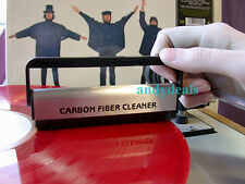 LP Carbon Fiber Vinyl Record Cleaner Anti-Static Velvet Brush Audio Stylus