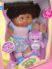 "NEW Box Doll 16"" PAMELA DOLLY 7/19 CARE BEAR Special Ed PA Cabbage Patch Kid CPK"