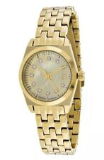 ARMANI EXCHANGE AX Crystal Gold MOP Womens Watch NEW! AX5331 $180