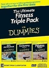 DVD - Ultimate Fitness Triple Pack For Dummies, The