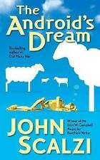 The Android's Dream Scalzi, John Mass Market Paperback