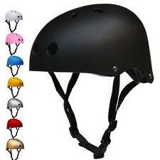 SML Outdoor BMX Scooter Stunt Bike Bicycle Cycling Skate Crash Safety Helmet