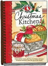 GOOSEBERRY PATCH CHRISTMAS KITCHEN COOKBOOK 1ST PRINT 2008 HARDCOVER MINT