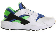 NIKE AIR HUARACHE WHITE/SCREAM GREEN Gr.46 US 12 camo acg 318429-100 size? city