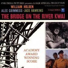OST (+ 4 BONUS TRACKS) - BRIDGE ON THE RIVER KWAI (CD)