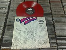 "Dead Kennedys 'Bedtime For Democracy' RARE AIM AUS REC Red 12"" Vinyl LP"