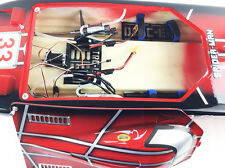 100KM/H 1.3M 120A ESC Brushless Electric RC Speed Racing Boat E51 Two MotorPNP