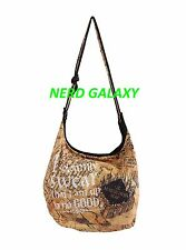 Harry Potter SOLEMNLY SWEAR Hobo Bag Purse NEW! LICENSED! FREE SHIPPING!