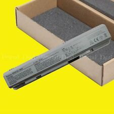 New 8 Cell Laptop Battery for Toshiba Satellite E100 E105 PA3672U-1BRS Silver