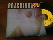 "ROACHFORD SPANISH ONE SIDED 7"" SINGLE SPAIN - CUDDLY TOY"