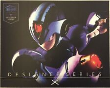 TrueForce Collectibles Mega man X Designer Series Action Figure Megaman U.S.A