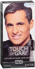 JUST FOR MEN Touch of Gray Hair Treatment T-55 Black 1 Each (Pack of 5)