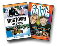 Dogtown and Z-Boys/Grateful Dawg 2-Pack (DVD, 2002, 2-Disc Set) - NEW!!