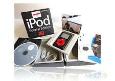 "iPod U2 ""SPECIAL EDITION"" Red & Black 20 GB + BOXED + MANY MANY Gifts ."