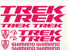 Trek die-cut decal stickers set for your bike