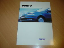 CATALOGUE Fiat Punto de 1994