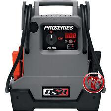 Schumacher PSJ-2212 DSR Pro Series 2200 Amps Jump Starter Battery Booster Pack