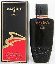 Maxim's de Paris pour Femme 50 ml EDP  Spray  Neu OVP