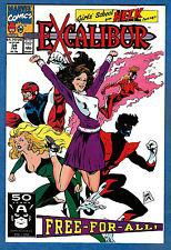 EXCALIBUR # 34 1990 Marvel (vf-nm)