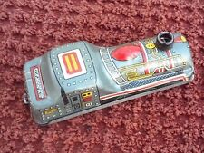 VINTAGE ~TIN TOY TRAIN~ MADE IN JAPAN C-55 STAINLESS BOTTOM