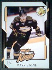 MARK STONE  08/09 AUTHENTIC FIRST EVER ISSUED ROOKIE CARD