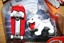 Wild Grinders Jay Jay Lil Rob Meaty Emo Cry with Skateboards 4 Pack NEW