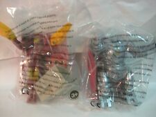Burger King Iron Man 6 Piece Toy Set Complete Still Sealed From 2007          t2