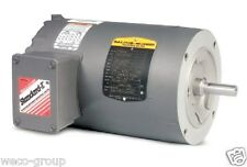 KM3457  1/3 HP, 3450 RPM NEW BALDOR ELECTRIC MOTOR