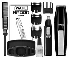 Hair Cutting Machine Kit Shaving Grooming Clipper Trimmer Beard Cordless Ba