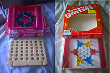 2 Travel Games. Chinese Checkers & Four in a Row