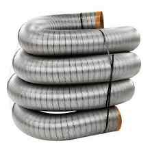 "HomeSaver Pro 17519 Stainless Steel Relining Pipe 4""x35' Chimney Liner*"
