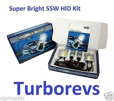 55w H7 6000K BRIGHT XENON HID CONVERSION KIT LIGHT AC VW PASSAT MERCEDES C-CLASS