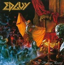 THE SAVAGE POETRY - Edguy Compact Disc Near mint, will combine s/h