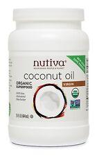Nutiva Org Extra Virgin Coconut Oil  426g
