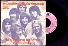 "BO DONALDSON And The Heywoods - Billy, Don't Be A Hero +1 - SPAIN SG 7"" Emi 1974"