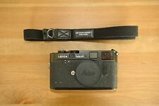 Leica M4-P Rangefinder Camera Body with M6 Viewfinder with Artisan Strap - RARE!
