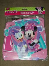 Disney Minnie Mouse Birthday Banner-7.59 Ft. Long-New In Package