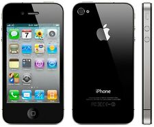 APPLE Apple iPhone 4S 16GB Black Smartphone UNLOCKED SIM FREE Genuine UK Product
